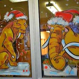 vitrine de NOEL de Jean-Marie Lesage -2336