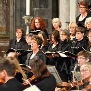 Requiem de Mozart LIEGE - 8012