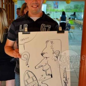 Caricature Roger- 2752