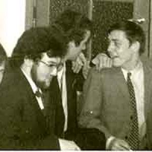 1er mars 1970 pour les 20 ans de J-M Lesage (barbu)