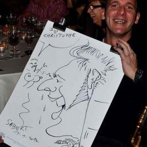 Caricature Sabert -photo 6001