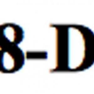 8-D Signification: je suis en vacances dans le Midi,  et je me goinfre, je me goinfre. Le 8: des lunettes de soleil. Le D la bouche grande ouverte. Et entre les deux, -, le nez. 3,14G?