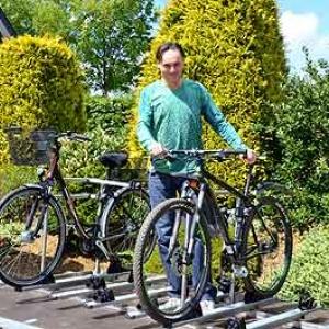 """E-Bike - Hebergements """"bed+bike""""- photo 4522"""