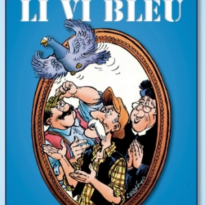 Francois walthery, Le Vieux Bleu, integrale en wallon