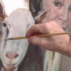 Stupid Goat. DEFIT. Marie-Elise