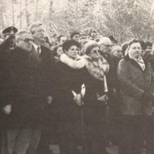"""""""Houffalize se souvient"""" 6 janvier 1985"""