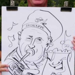 Grande Choufferie caricature 30287