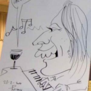 ING - caricature 8199