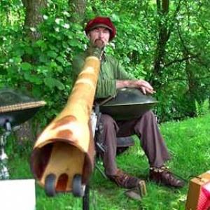 Curt Ceunen multi-instrumentiste
