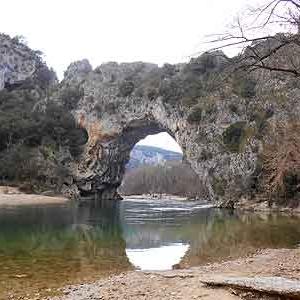 6 : le Pont d'Arc