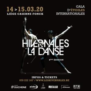 Les Hivernales de la Danse 2020