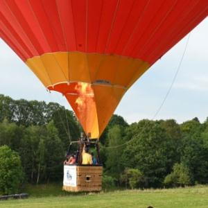 Vol en Montgolfiere en Belgique - 7861