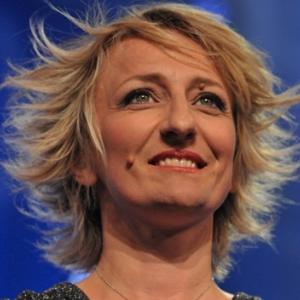 CECILE Giroud, Presidente du Jury du Tremplin international du Rire de Rochefort 2018