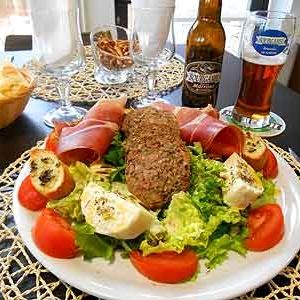 9 : caillette restaurant Diasprisyus Aven d'Orgnac