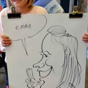caricature JUMATT-7040