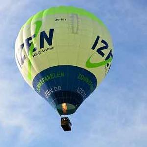 vol en ballon en Wallonie - photo 7671