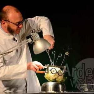 le Polichineur de laboratoire - 2202