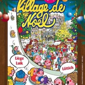 Village de NOEL de LIEGE 2015