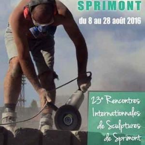 Rencontres Internationales de Sculpture de Sprimont 2016