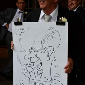 Caricature mariage-7129