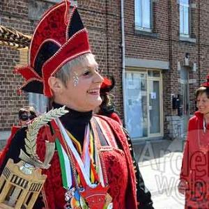 Nathalie Prince carnaval de Hotton,3120