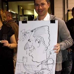 100 ans du garage Lambin-caricature-6586