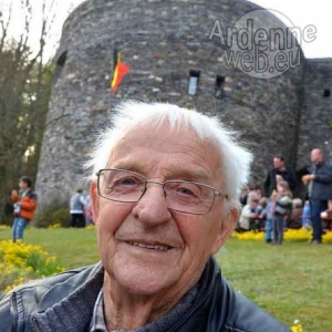Mr Valere Lambert au chateau de Salmchateau-3487