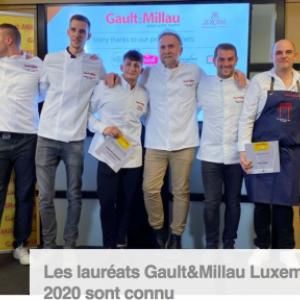 Les laureats Gault&Millau Luxembourg 2020 sont connu