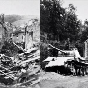"""Houffalize se souvient"" 1944"