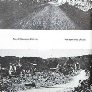 Route de Bastogne.