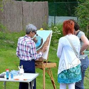 Achouffe, village des artistes-5115