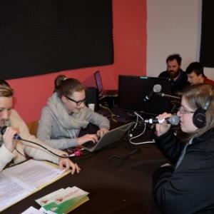 Nuts Radio Bastogne le 7 janvier 2017