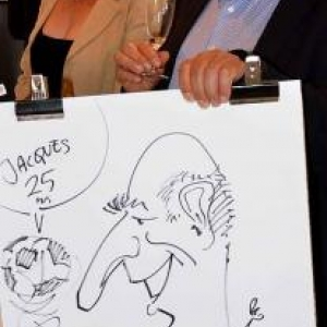 Caricature pour Electrabel-3342