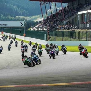 6 heures moto Spa Francorchamps