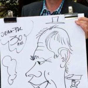 Caricature pour Electrabel-3348