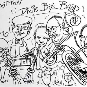 Dixie Boys Band -779