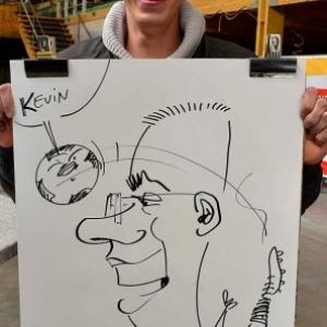 caricature JUMATT-6995