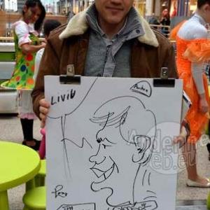 Auchan caricature pour le carnaval du Luxembourg-6896