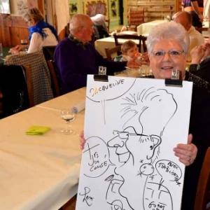 Caricature Jose Michel-4437