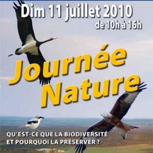 Aérodrome de Saint-Hubert et la nature