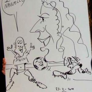 ING - caricature 8181