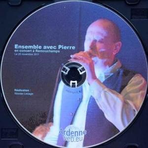 DVD - Ensemble avec Pierre