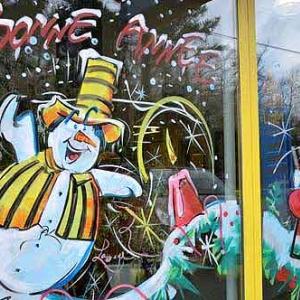 vitrine de NOEL de Jean-Marie Lesage -2667