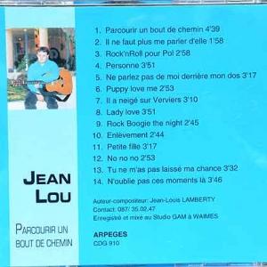 8754 - Parcourir un bout de chemin 14 titres 1992