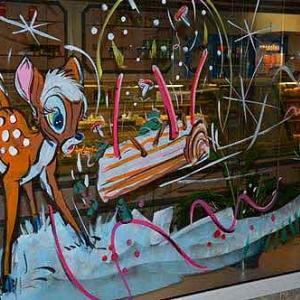 vitrine de NOEL de Jean-Marie Lesage -2320