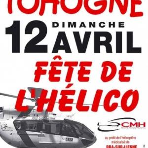 helicoptere medical Tohogne