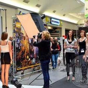 Casting elite model look Luxembourg-1124