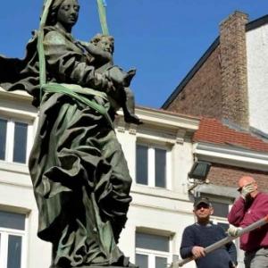 Vierge de Del Cour de LIEGE