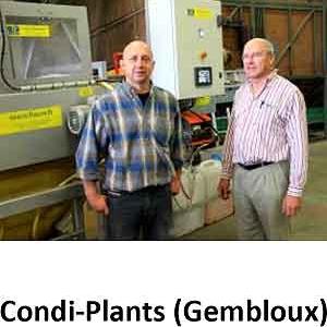 Inno Potato Award. Condi-Plants (Gembloux)