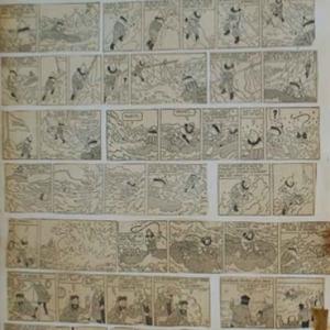 Les aventures de Tintin - L'Etoile mysterieuse
